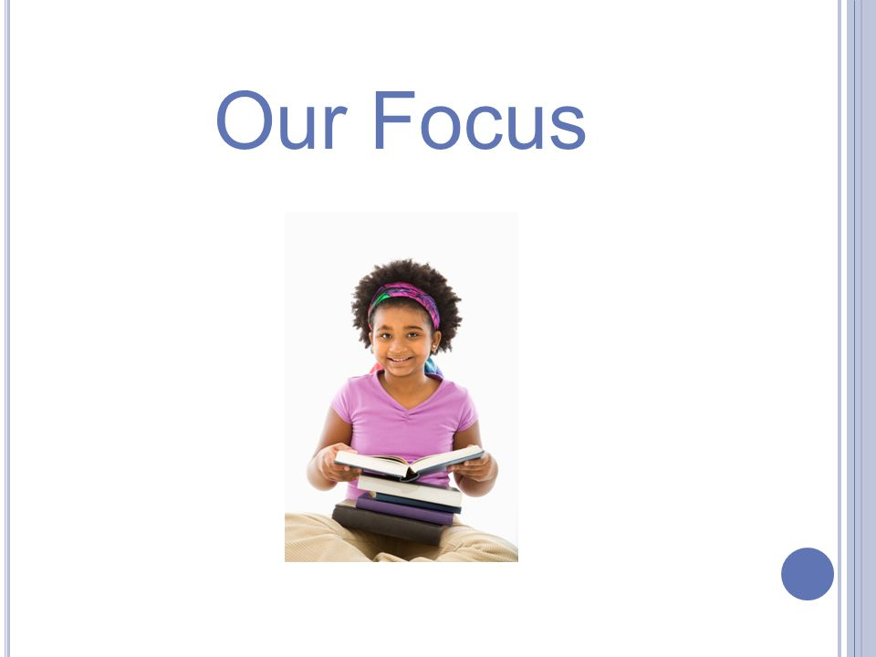 School in Need of Assistance Balanced Literacy Math