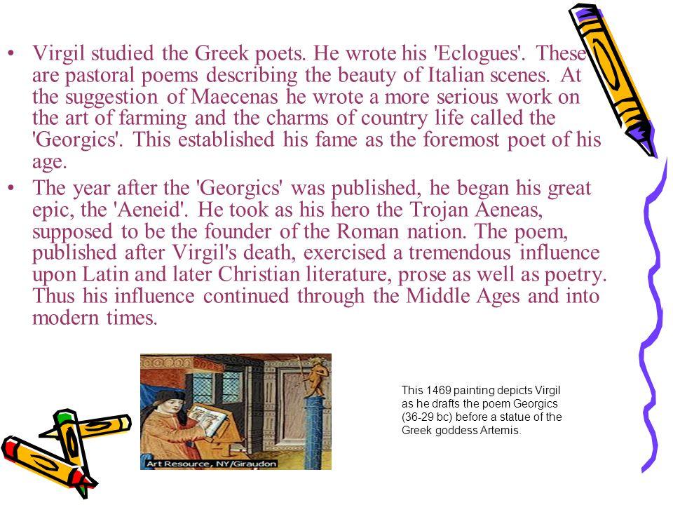 VIRGIL, or VERGI (70-19 BC).