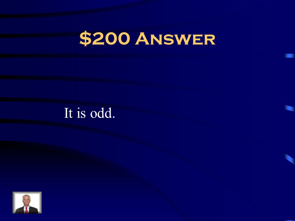 $200 Answer 366