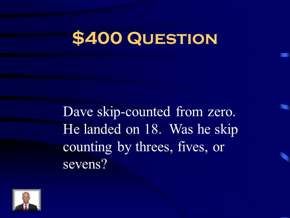 $400 Question What is this number in standard form? 200,000 + 40,000 + 7,000 + 20 + 8