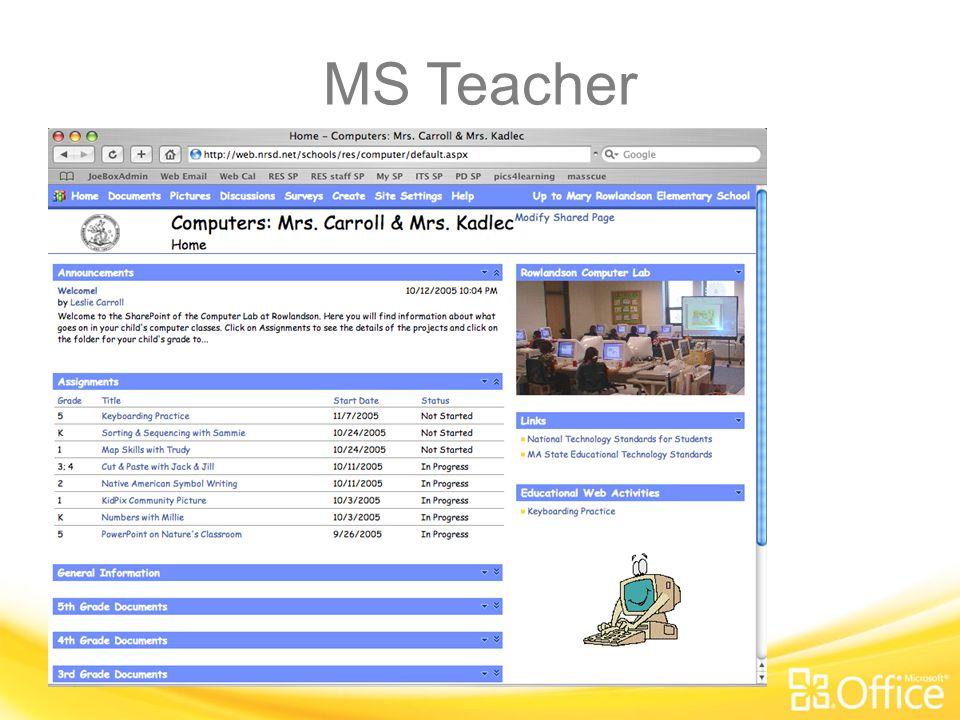 HS Teacher