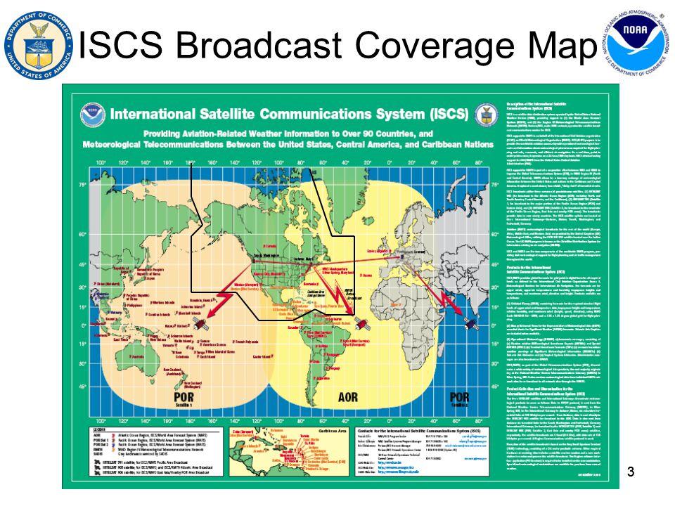 33 ISCS Broadcast Coverage Map