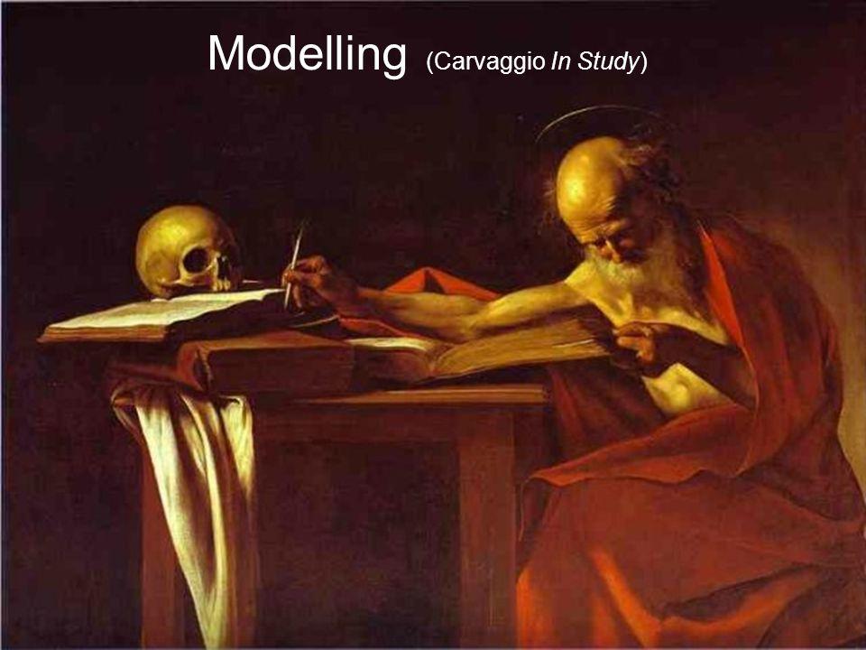 Modelling (Carvaggio In Study)