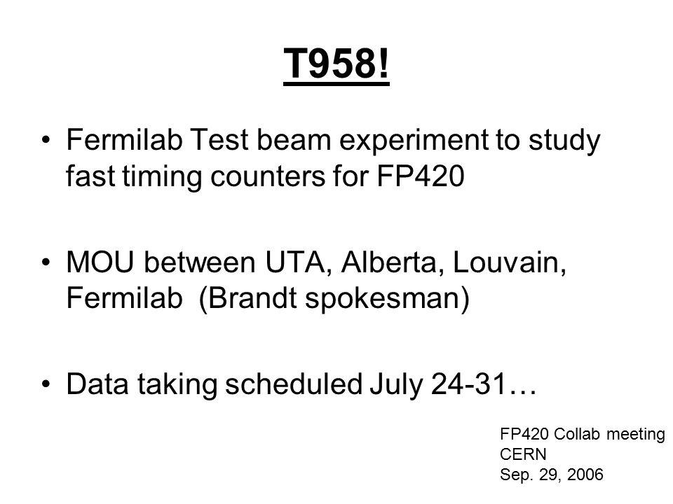 WARNING: Data analysis still pre- preliminary