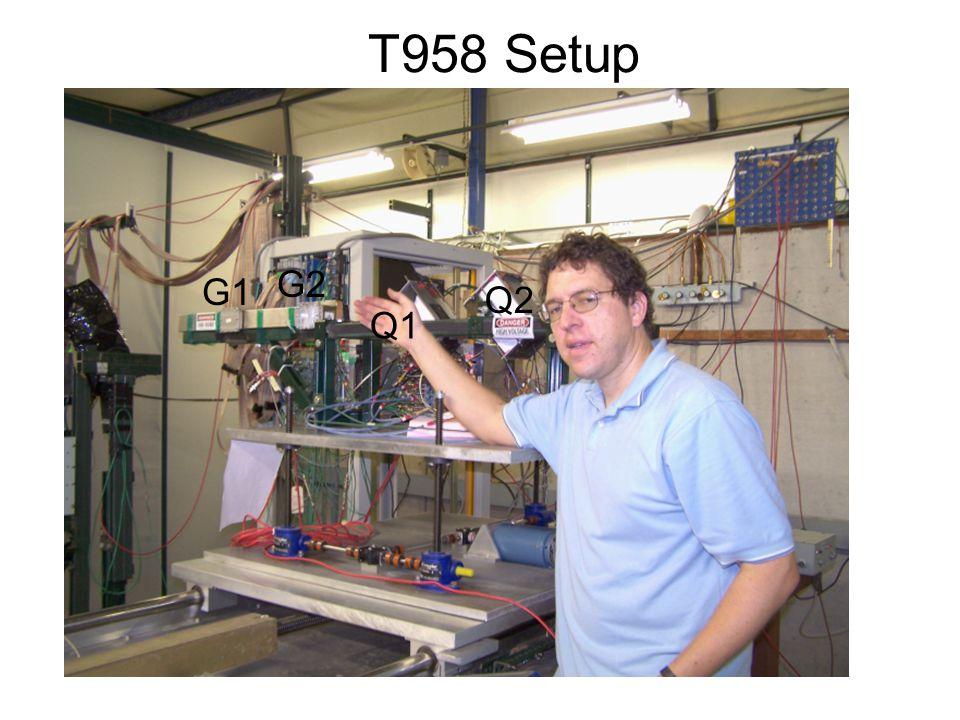 T958 Setup G1 G2 Q1 Q2