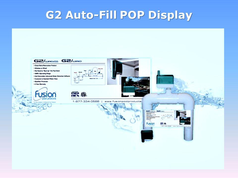 G2 Auto-Fill POP Display