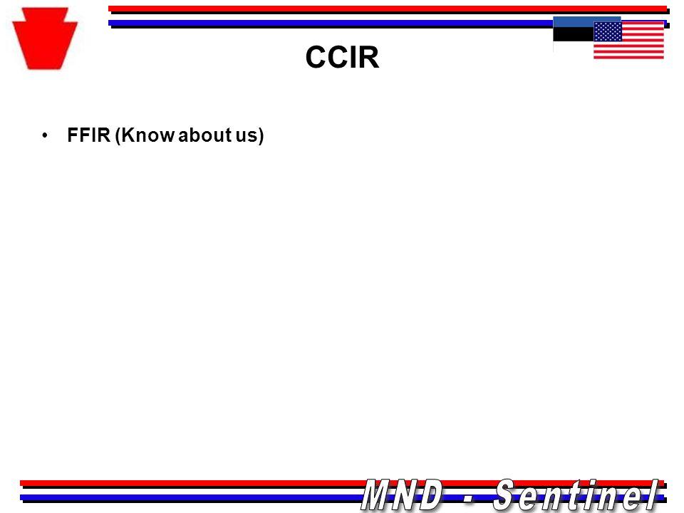 CCIR FFIR (Know about us)