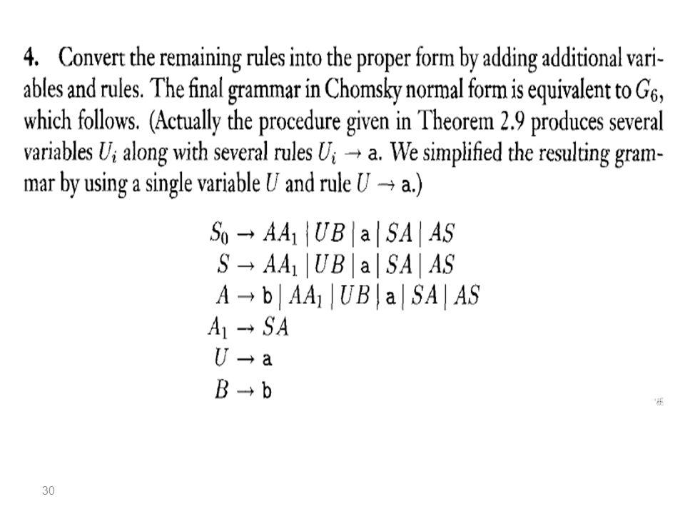 Context-Free Languages {0 n 1 n I n > 0} is not regular??.