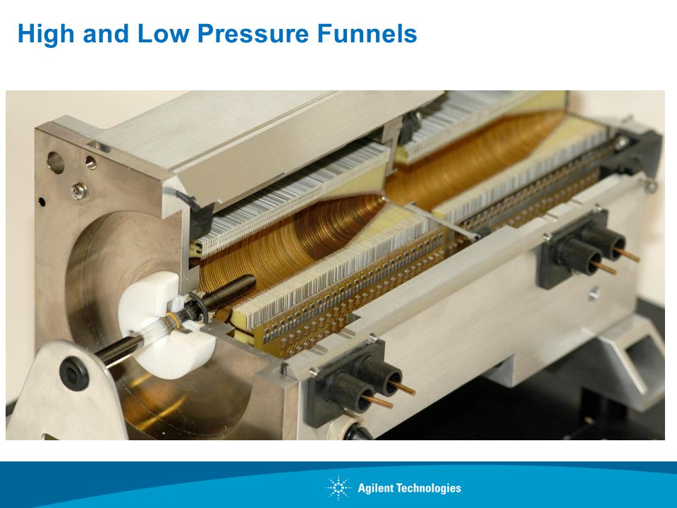 High and Low Pressure Funnels