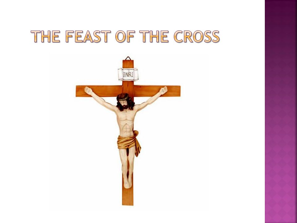  Our Coptic church celebrates the feast of the cross twice a year:  Baramhat 10 / March 19 Feast of the day when St.