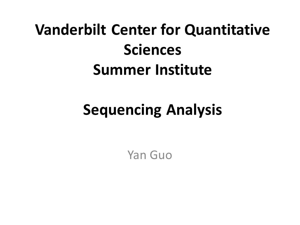 What is Sequencing.Sequencing is the process of determining the precise order of nucleotides.