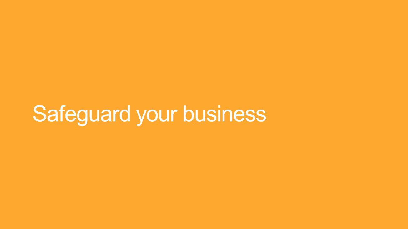 Adapt to change with Windows 8 Pro Your business needs to be agile in today's rapidly changing business environment.