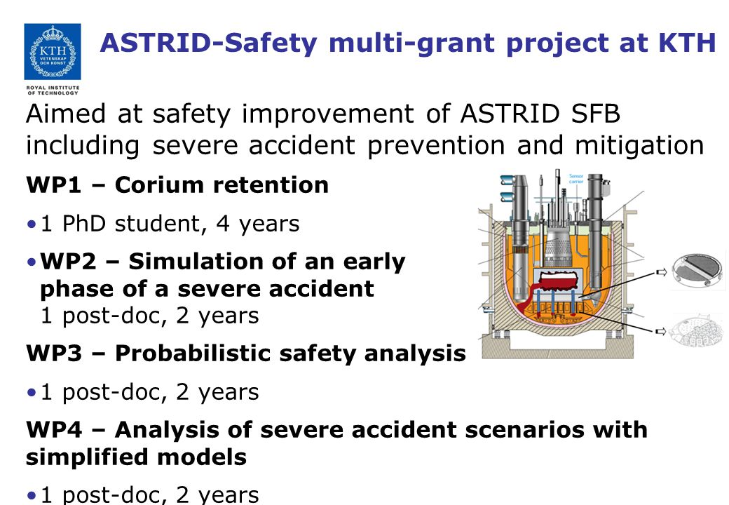 Future plans Sensitivity studies on fragmentation using CORECT 2 tests Reactor case application for the ASTRID project at different scales for various typical bounding configurations Implementation of the tool in the PROCOR CEA severe accident platform 36