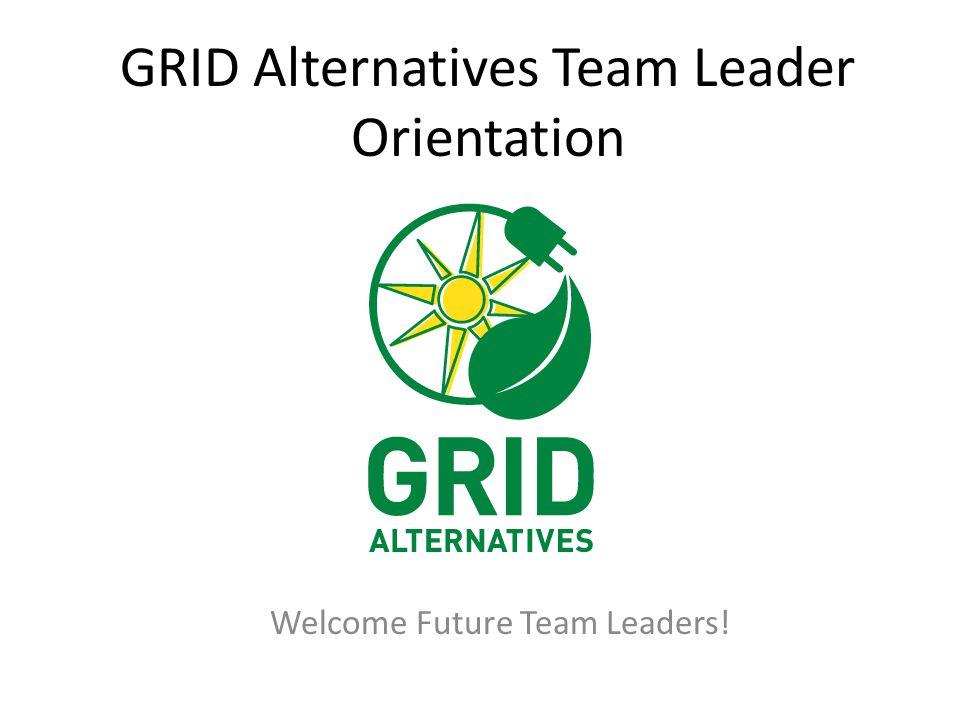 GRID Alternatives Who.Non-profit solar installer.