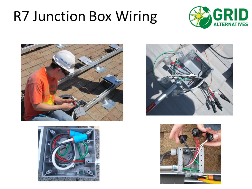 R7 Junction Box Wiring