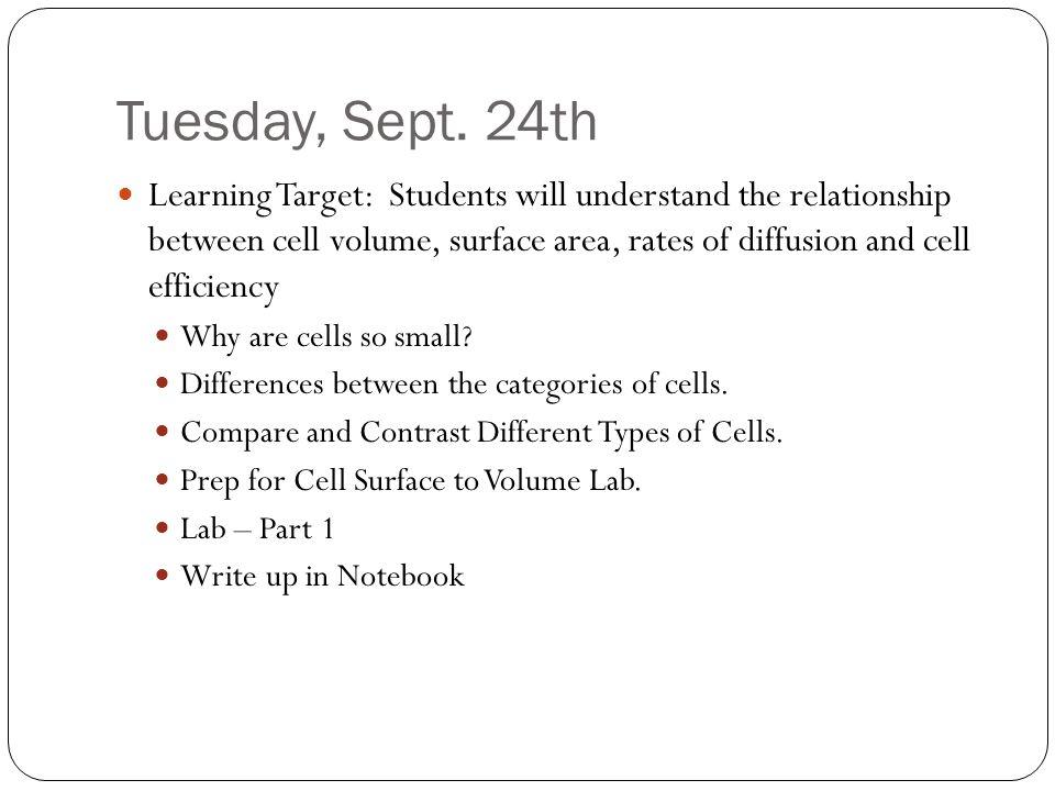 Tuesday, Sept.