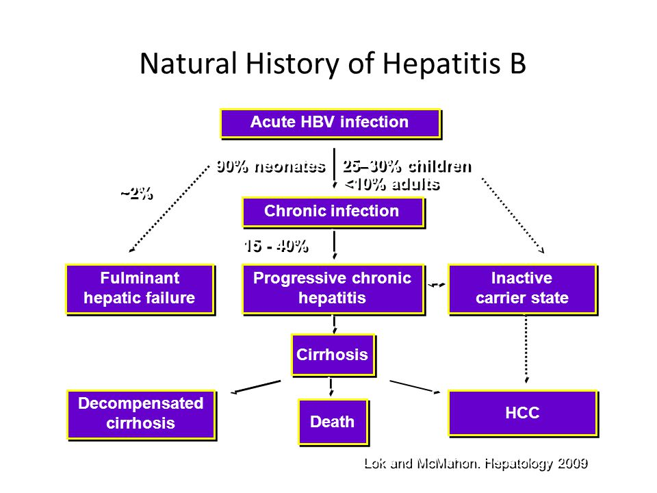 Review Review chronic hepatitis B infection and interpretation of hepatitis B blood tests Identify potential candidates for hepatitis B antiviral therapy Discuss the goals and efficacy of hepatitis B antiviral treatments