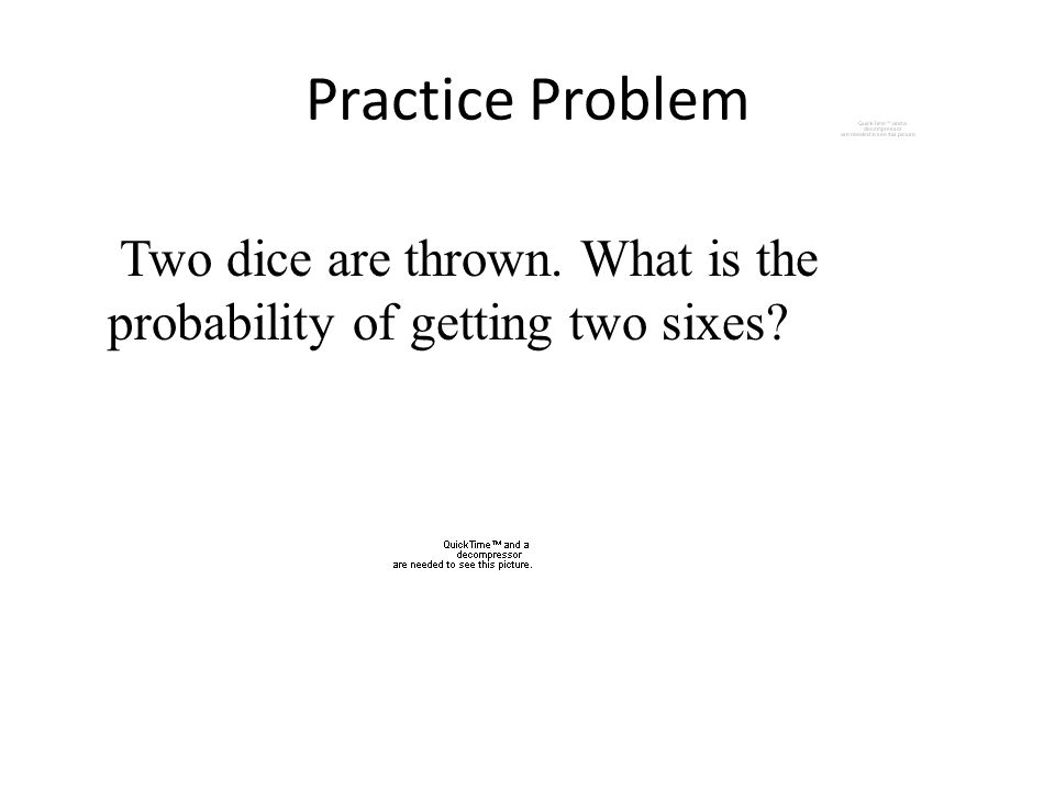 W X Y Z Problem: If two of the four points are selected at random, the probability that they both lie on YW? Solution! We follow the two basic steps b