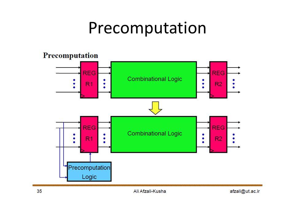 Precomputation