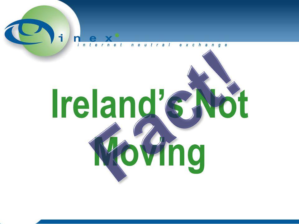 Ireland's Not Moving