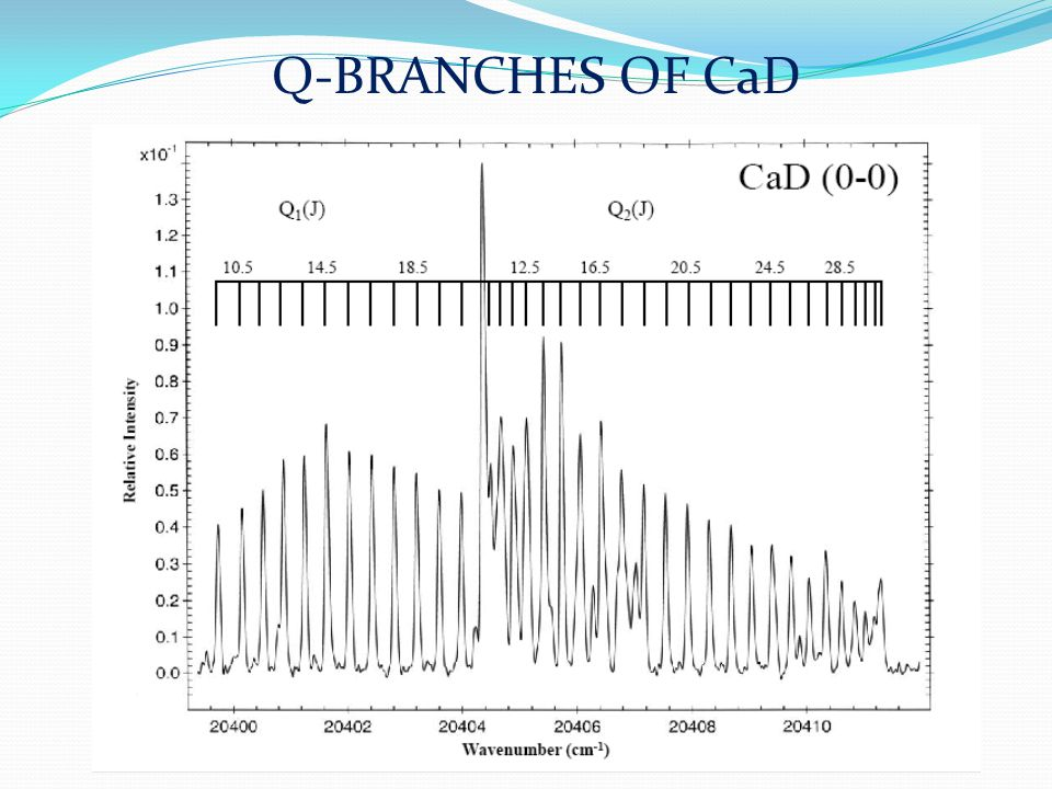 Q-BRANCHES OF CaD