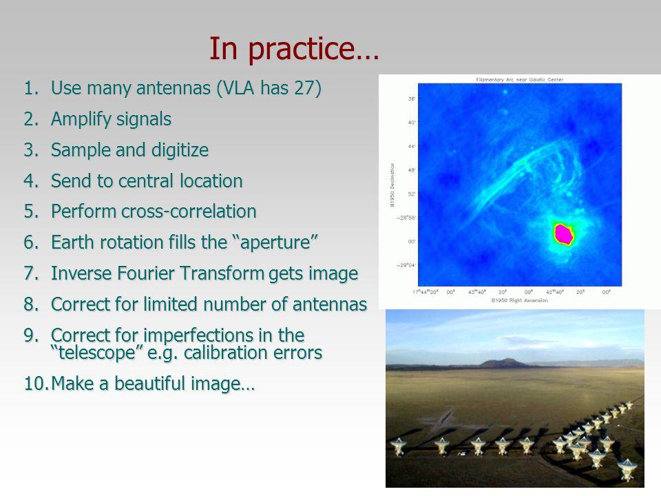 Fourier Transform Properties http://www.general.uwa.edu.au/u/vpatrick/fourier/magic.html Amplitude of cat Phase of duck FT 