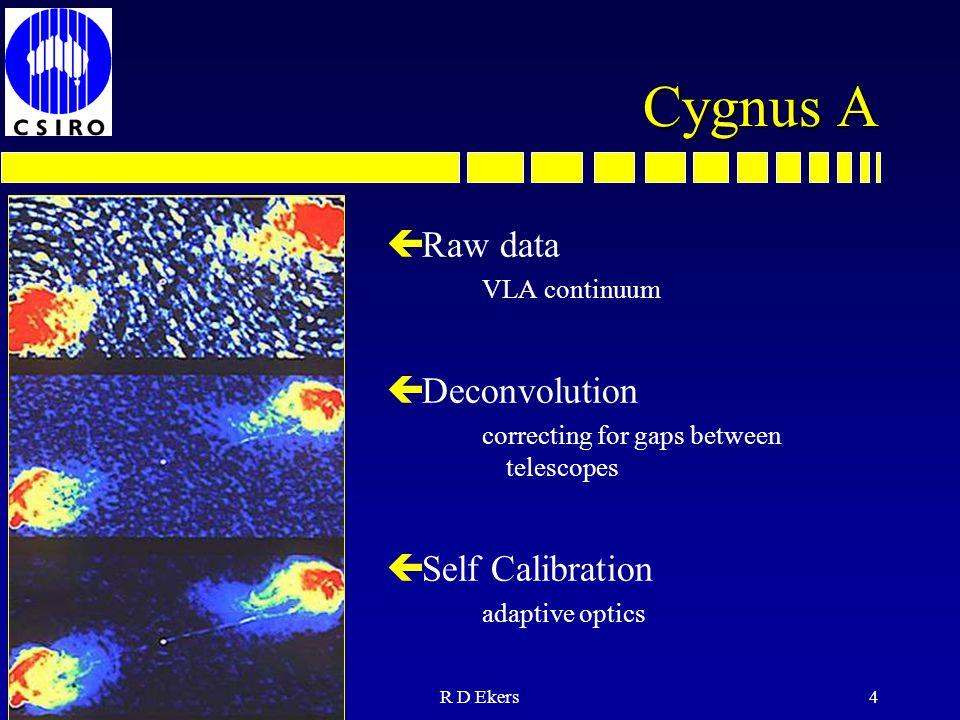 29 Sep 2008R D Ekers3 Cygnus region - CGPS (small) Radio Image of Ionised Hydrogen in Cyg X CGPS (Penticton)