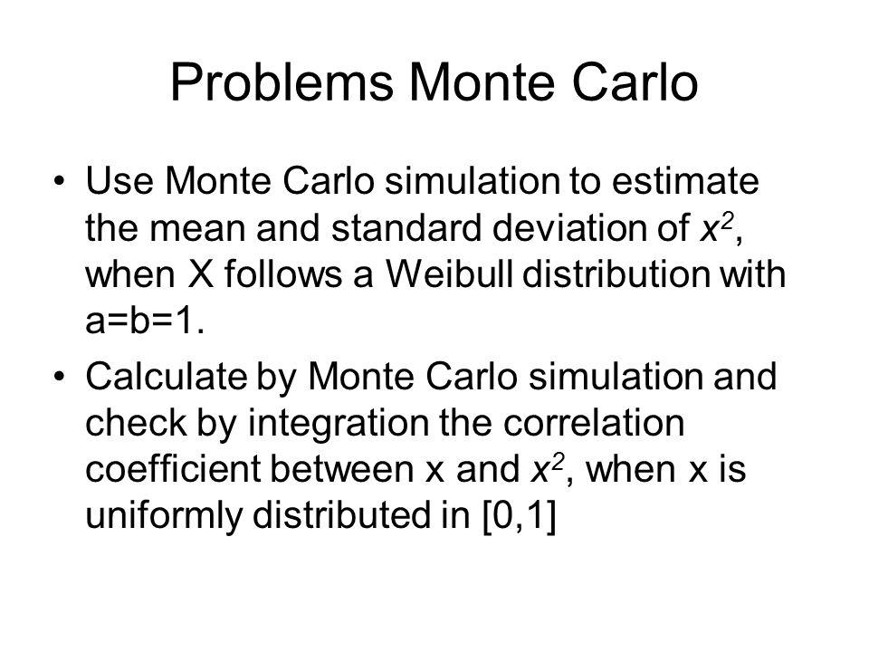 Example mu = [2 3]; sigma = [1 1.5; 1.5 3]; r = mvnrnd(mu,sigma,20); plot(r(:,1),r(:,2), + ) What is the correlation coefficient
