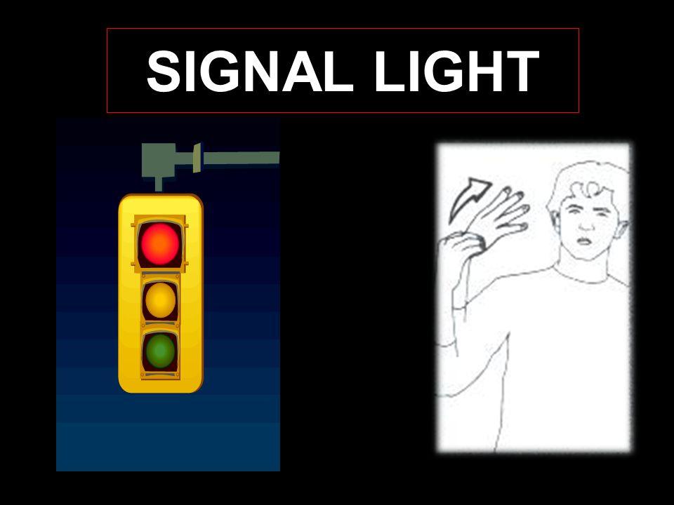 SIGNAL LIGHT