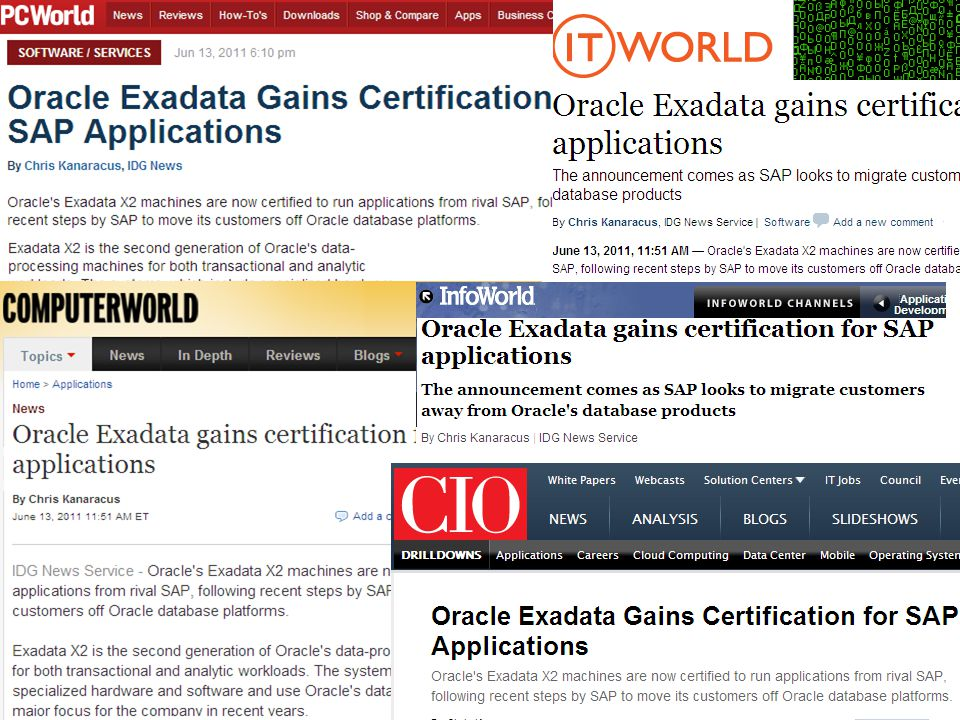 3 Copyright © 2010, Oracle Corporation and/or its affiliates – 3 –
