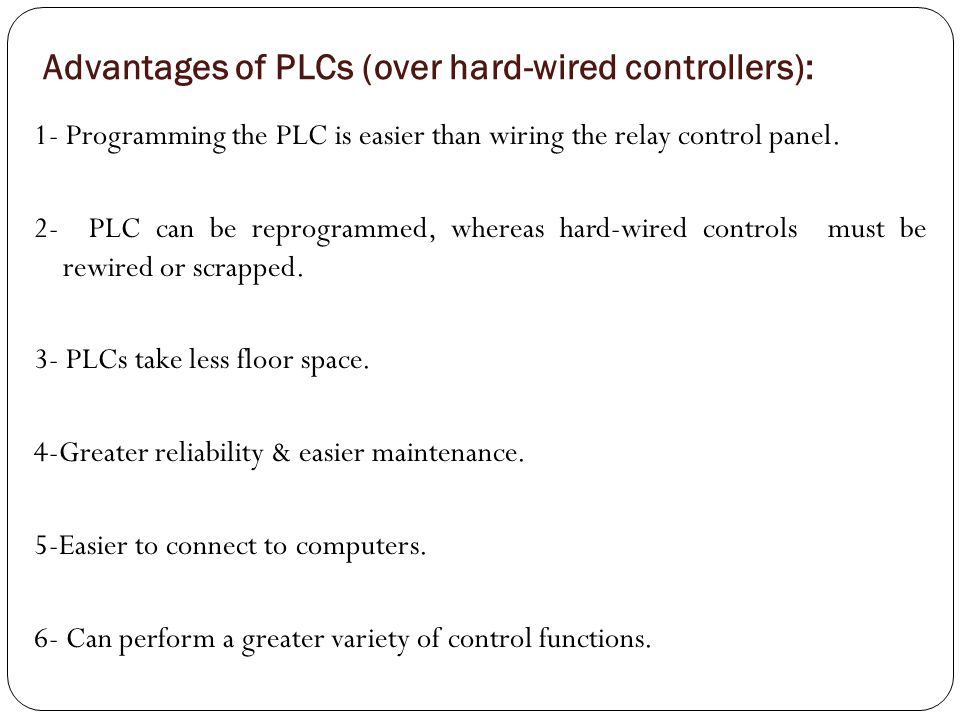 9.3.1 Components of the PLC Housing cabinet design for industrial environment (electrical noise)