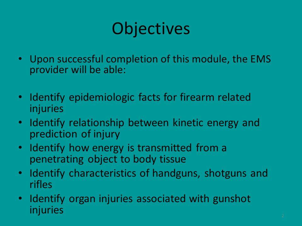 43 Region X Field Triage Criteria For Assessing Trauma Patients