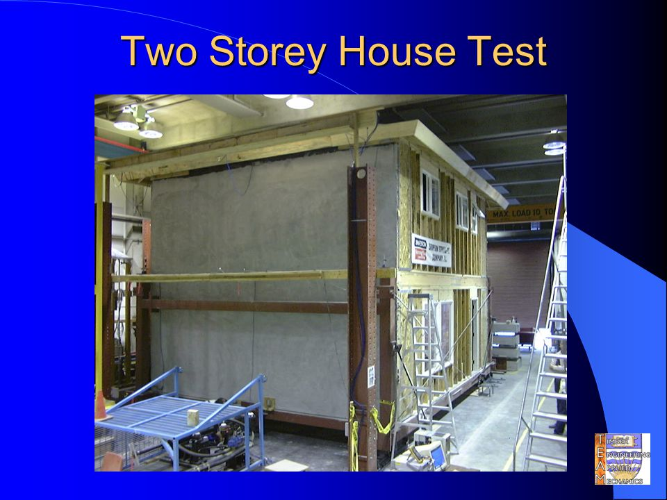 Two Storey House Test