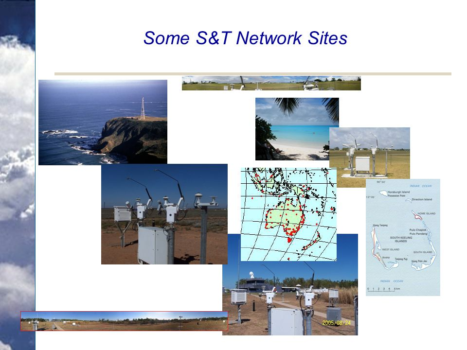 Some S&T Network Sites