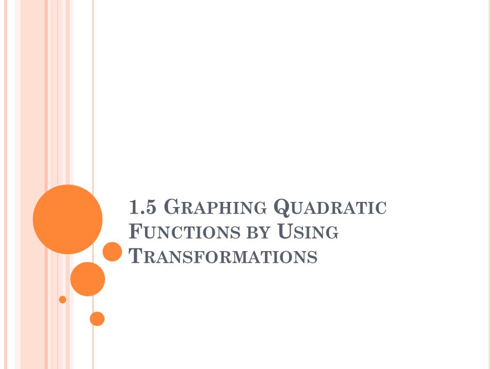 Graph using the graph of