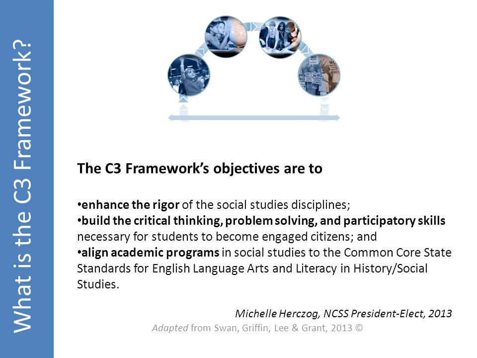 What is the C3 Framework.