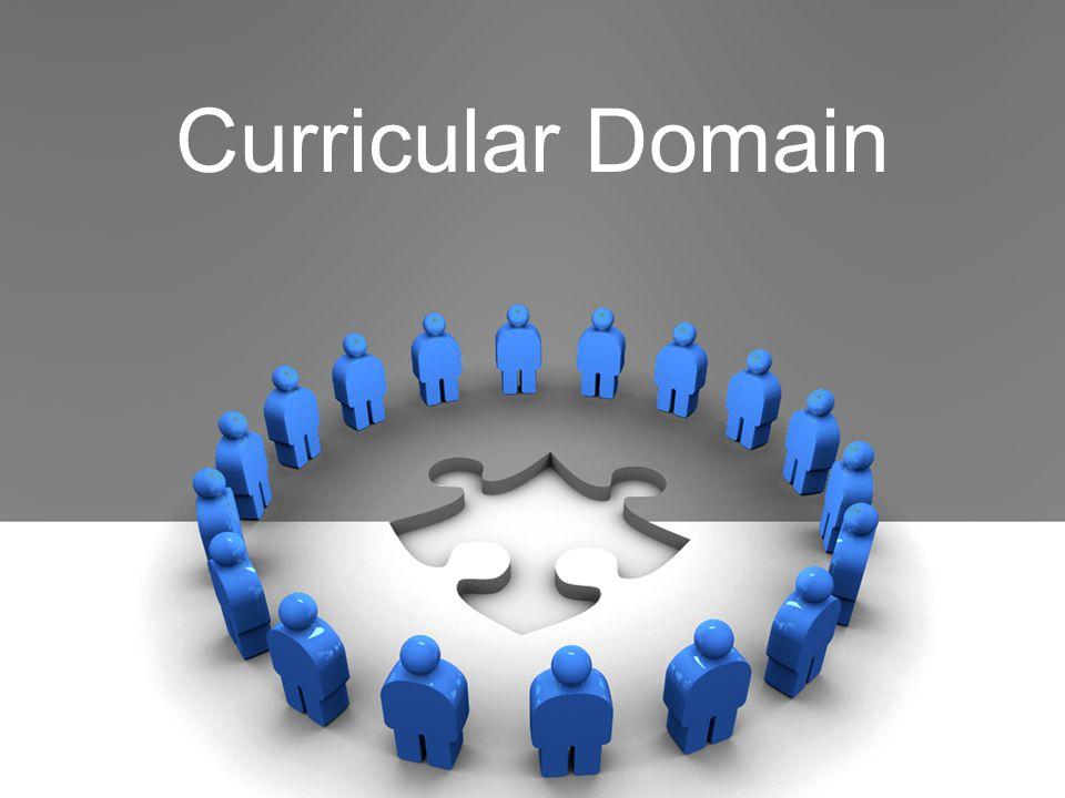 Curricular Domain