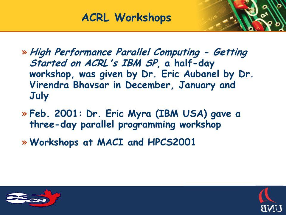 »First Atlantic Canada High Performance Computing Consortium (AC3) Meeting held Feb.