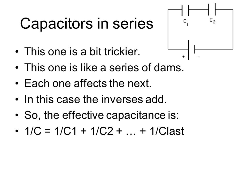 RC Circuits If you have a circuit with a resistor and a capacitor you have a RC circuit.