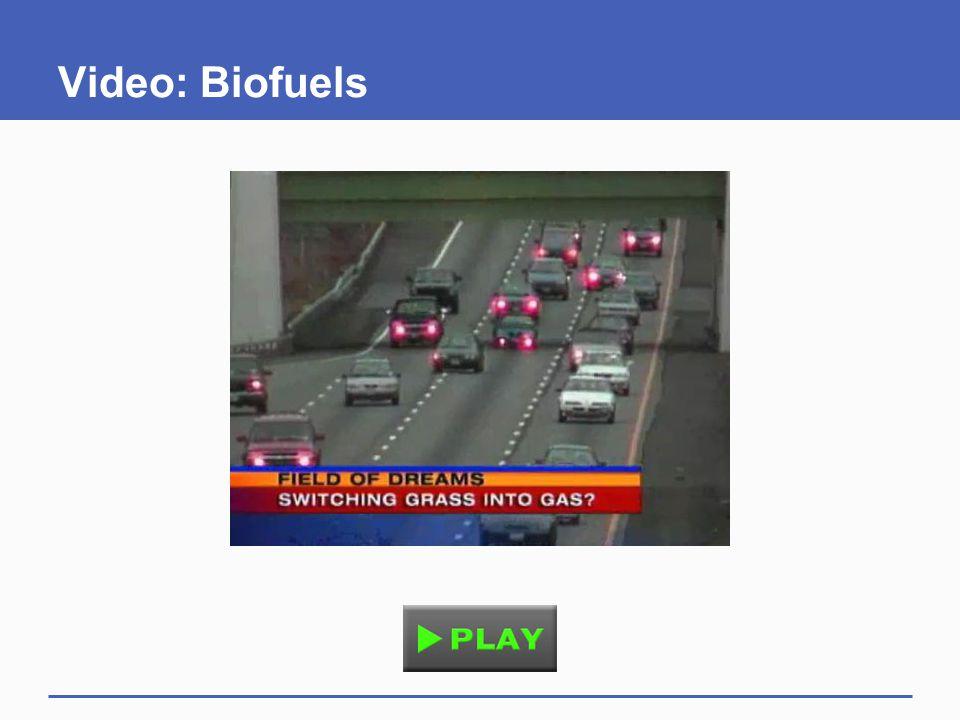 Video: Biofuels