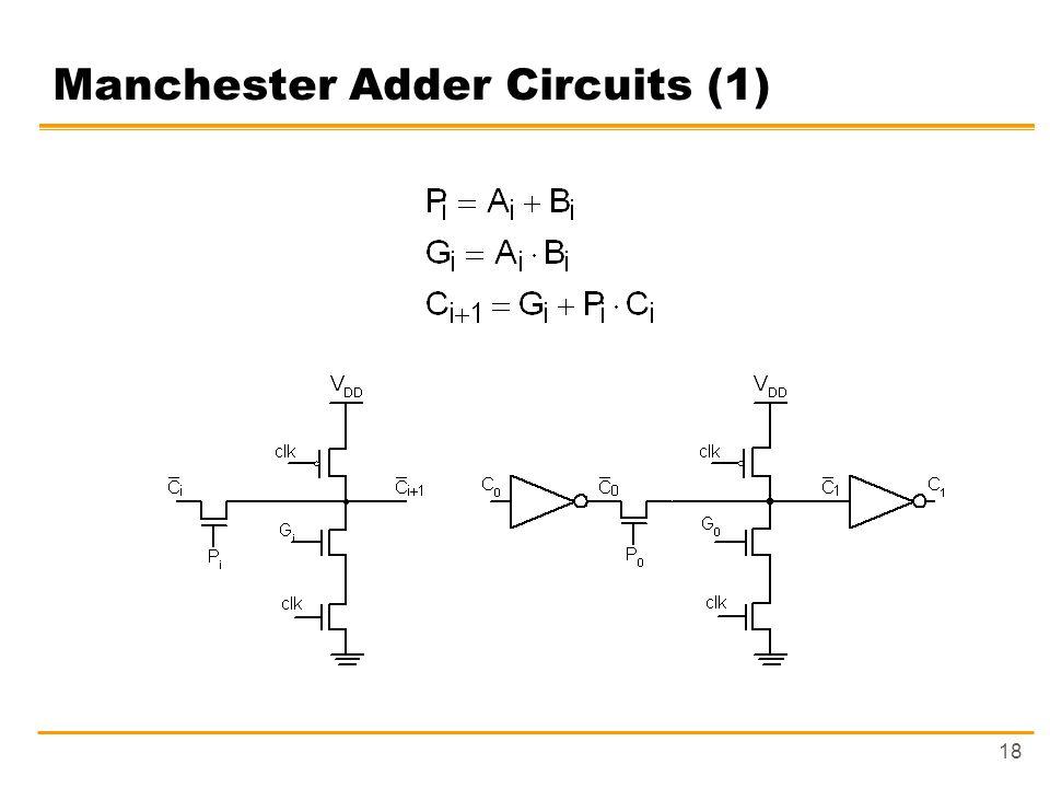 18 Manchester Adder Circuits (1)