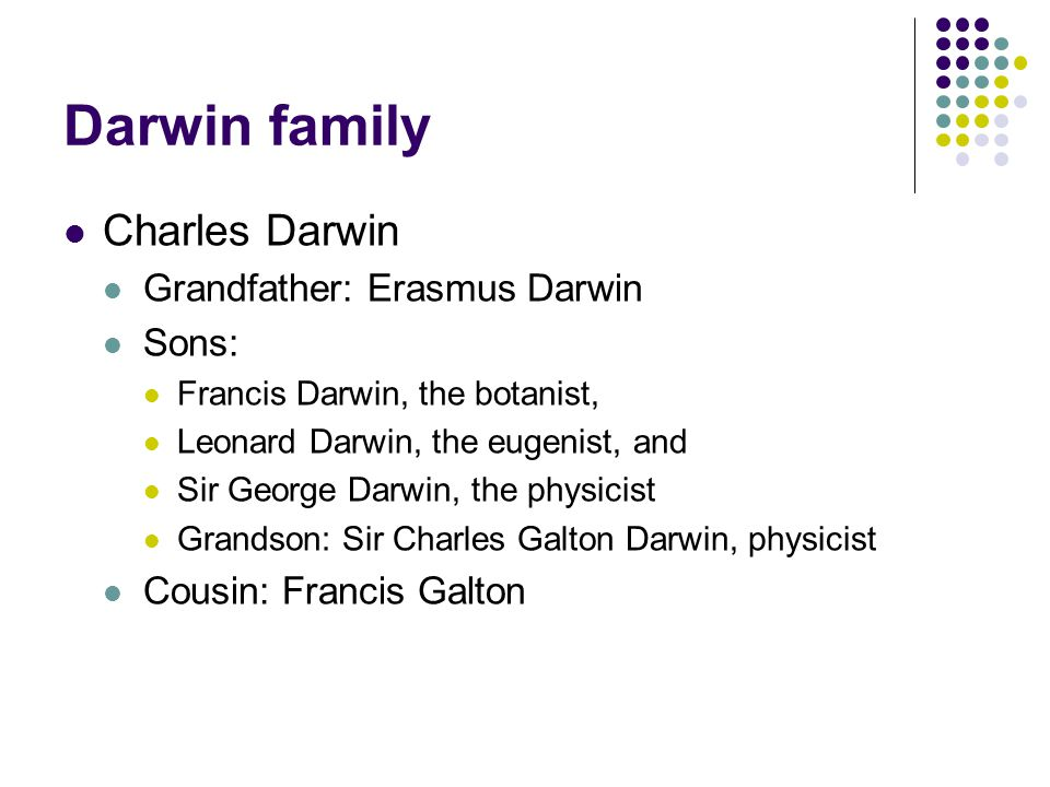 Background Historical origins The Nature Position: Francis Galton (1869): Hereditary Genius  The family pedigree method Follow-up investigations  Bramwell (1948)  Brimhall (1922, 1923, 1923) Modern Examples