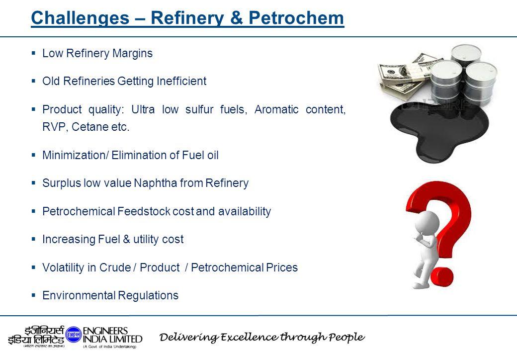 DERIVATIVE COMPLEX PHASES BTX + Olefin Unit PDH MEG 358 MEG 358 SALES ACRYLIC ACID -200 ETHYLENE PROPYLENE Phase-1 Phase – 2 (BY OTHERS) POLYPROPYLEN E -440 CUMENE / PHENOL- 135 -200 710 OR 'KTPA Benzene Demand 160 100% Import Demand 160 100% Import Demand 200 70% Import Demand 200 70% Import