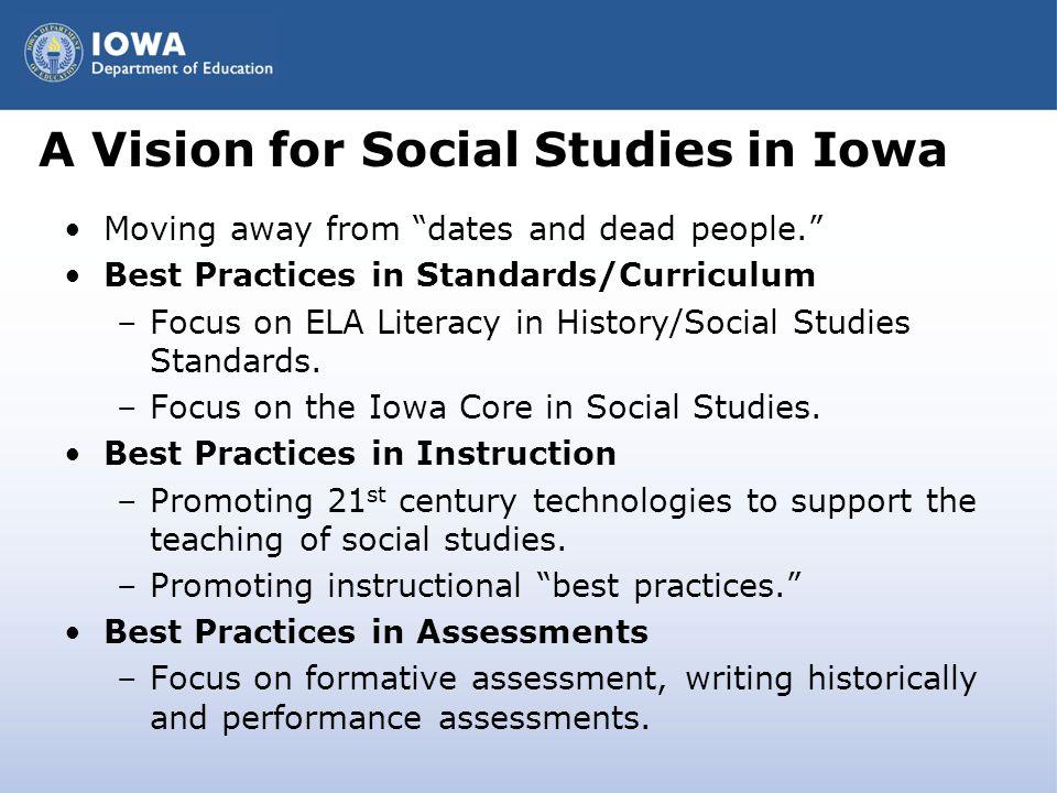 The C3 Framework for Social Studies State Standards