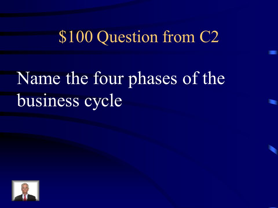 $500 Answer from C1 Gross Domestic Product