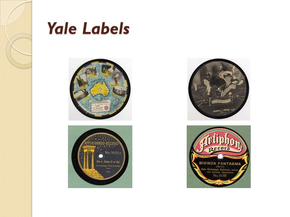 Yale Labels