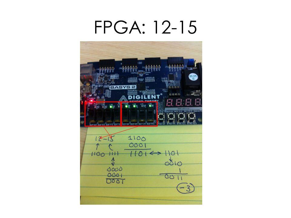FPGA: 12-15