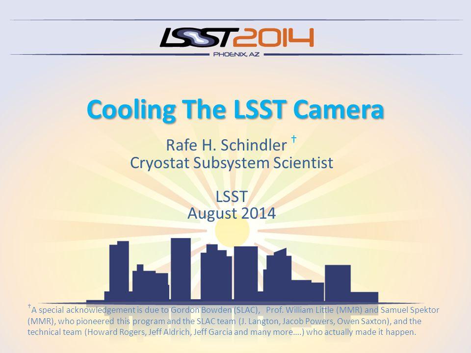 LSST Camera Review SLAC National Accelerator Lab, Menlo Park, CA 201432 End of Presentation