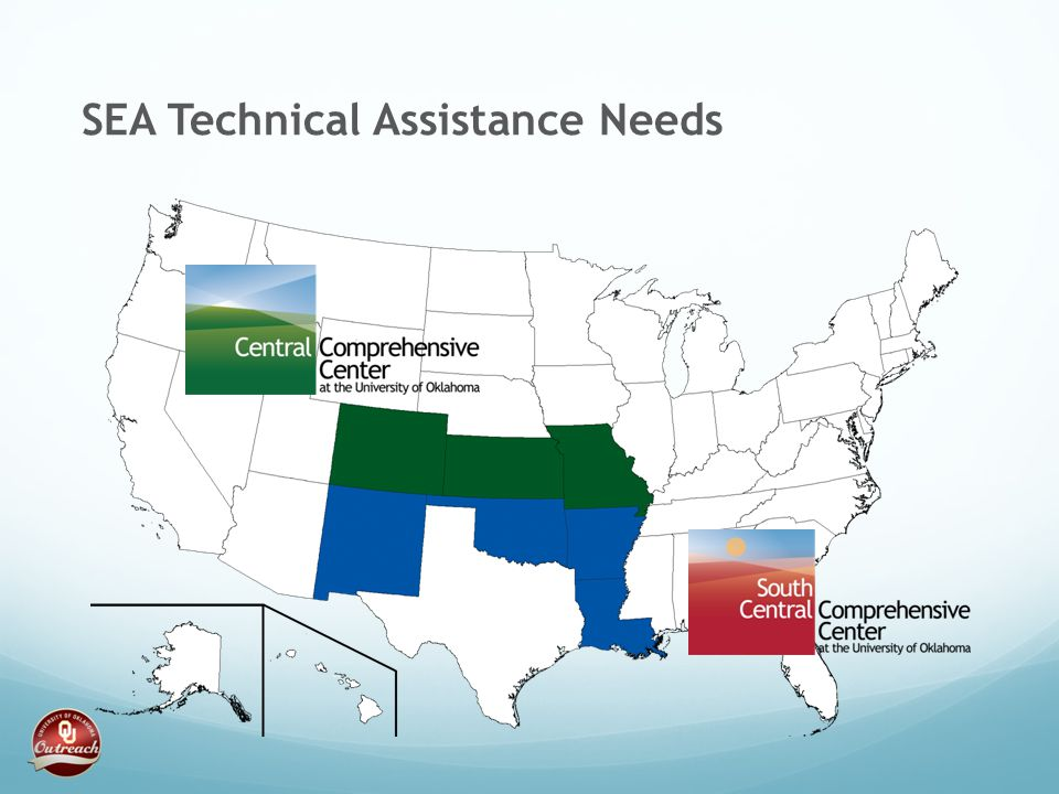 SEA Technical Assistance Needs