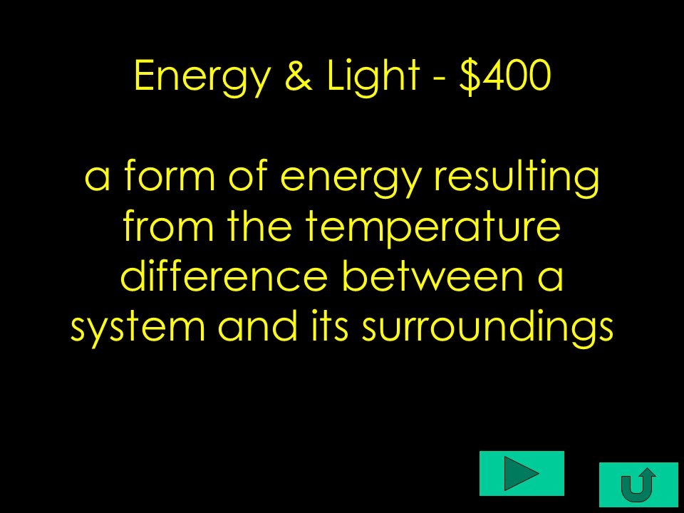 What is ENERGY TRANSFER?